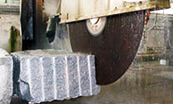 Rezanje granita
